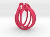 Mobius Puzzle Ring 3d printed