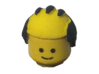 Male Pattern Baldness Lego V2 3d printed