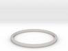 Ring Inside Diameter 17.7mm 3d printed