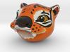 Tiger 3d printed