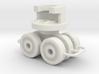 Ikea VIDGA replacement part  (Metal Axle version) 3d printed