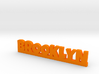 BROOKLYN Lucky 3d printed