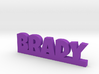 BRADY Lucky 3d printed