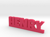 HENRY Lucky 3d printed