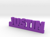 JUSTIN Lucky 3d printed