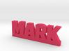 MARK Lucky 3d printed