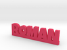 ROMAN Lucky 3d printed