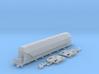 Trichterwagen Tagnpps SBB Cargo Spur Z (1:220) 3d printed