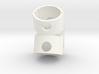 Holder For Dyson V8 - Offset 3d printed Cheaper in White