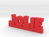 JOLIE Lucky 3d printed
