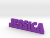 JESSICA Lucky 3d printed