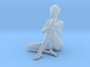 Mini Sexy Woman 008 1/64 3d printed