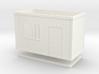 HO - Building Site Box - Medium 3d printed