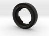 """Argus  """"The Brick"""" lens adapter to Leica L39 3d printed"""
