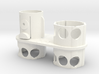 For Dyson V8 - Right Wall Adapter 3d printed
