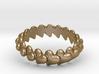 Hearts Bracelet 65 3d printed
