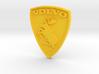 Volvo moose logo (aka Ferrari killer) 3d printed