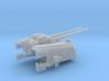 1/72 DKM Flak 10.5 cm SK C/31 3d printed
