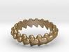 Hearts Bracelet 68 3d printed