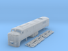 N scale ALCo DL500 locomotive 3d printed