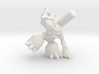 Augernaut (MOGITE) 3d printed