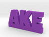 AKE Lucky 3d printed