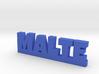 MALTE Lucky 3d printed