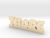 THORE Lucky 3d printed