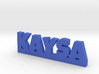KAYSA Lucky 3d printed