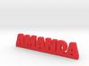AMANDA Lucky 3d printed
