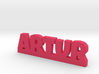 ARTUR Lucky 3d printed