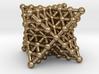 Merkaba Matrix 3 - Star tetrahedron grid 3d printed