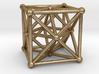 Metatron's Cube - Merkaba Cube 3d printed