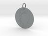 Gemini Keychain 3d printed
