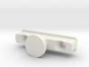 Ikea KVARTAK glider/slider (male) 3d printed