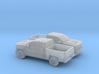 1/160 2X  2016/17 Chevrolet Silverado EXT Cab Shor 3d printed