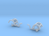1/35 USN 40mm Twin Bofors Sight Set 3d printed