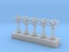 1/144 MK51 Director Set x5 3d printed