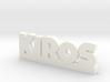 KIROS Lucky 3d printed