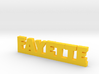 FAYETTE Lucky 3d printed