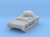 PV137D Verdeja 1 Light Tank (1/144) 3d printed
