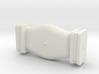Side Draft Air Cleaner 1/12 3d printed