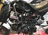Honda Grom MSX125 Air Bag Bracket DStarAir 3d printed
