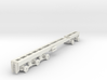 1/50th Heavy twin steer tridem drive truck frame 3d printed