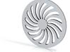 Spiral Coaster 3d printed