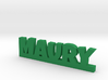 MAURY Lucky 3d printed