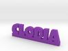 CLODIA Lucky 3d printed