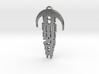 Cambrian Trilobite pendant 3d printed