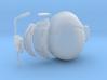 Marine Helmet 1:10 scale 3d printed