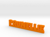 PRUNELLIE Lucky 3d printed